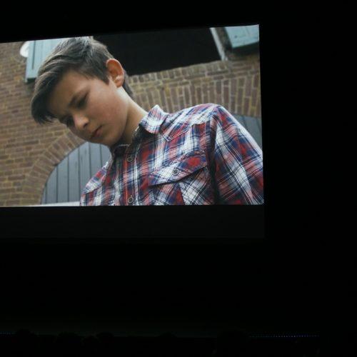 een fragment uit de film